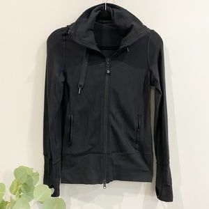 Lululemon Hooded Zip Up Jacket